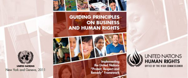 Building Australian capacity around business and human rights